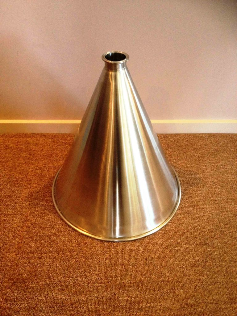 15lt Stainless Steel Funnel by Barry Brown & Sons in Victoria
