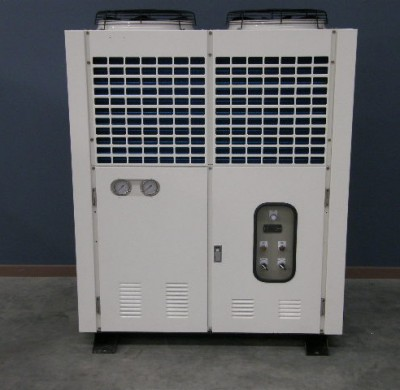 New 7KW Air Cooled Water Chiller Front View by Barry Brown & Sons in Victoria
