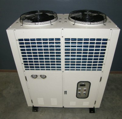Stainless Steel Tank New 7KW Air Cooled Water Chiller by Barry Brown & Sons in Victoria