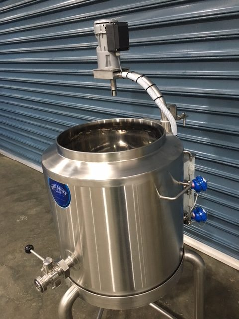 50lt Mini Batch Pasteuriser by Barry Brown & Sons in Victoria