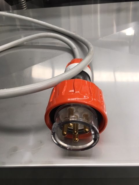 1000lt NEW Refrigerated Food Grade Tank Connector by Barry Brown & Sons in Victoria