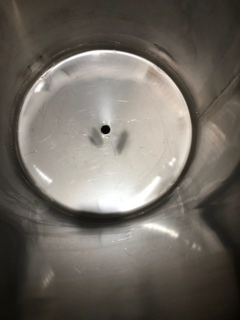 350lt NEW Stainless Steel Open Top Tank Inner Bottom by Barry Brown & Sons in Victoria