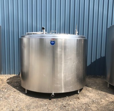 Used 3,800lt Jacketed Stainless Steel Tank - Barry Brown & Sons in Victoria