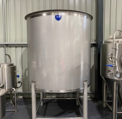 2500lt Stainless Steel Tank - Barry Brown & Sons in Victoria