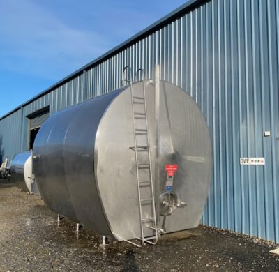 25500lt food Grade Tank by Barry Brown & Sons in Victoria