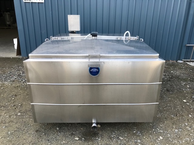 Insulated Heating Tank Front by Barry Brown & Sons in Victoria